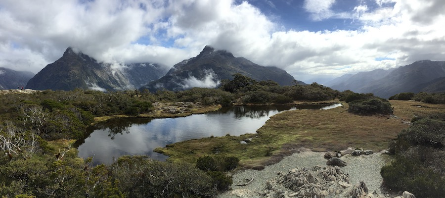 New Zealand hiking at its best - The Routeburn Track | 60plusclub.com.au