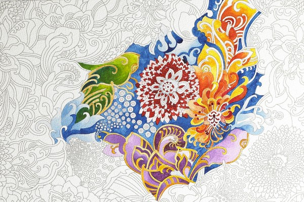 5 Reasons How Adult Colouring Books Can Brighten Up Your Health • 60+Club