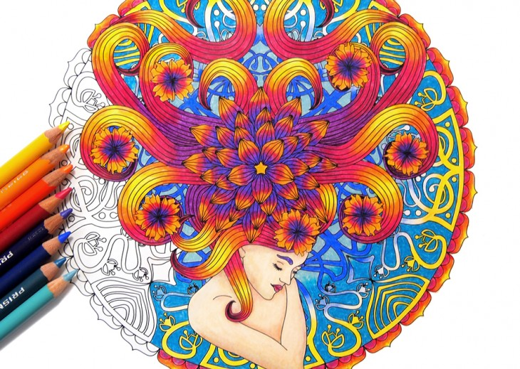 5 reasons how adult colouring books can brighten up your ...