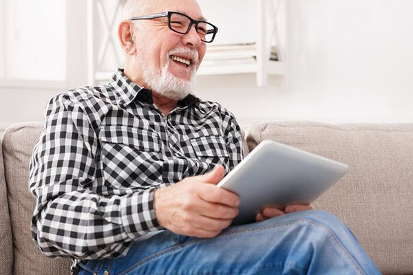 Blog articles for the Over 60s