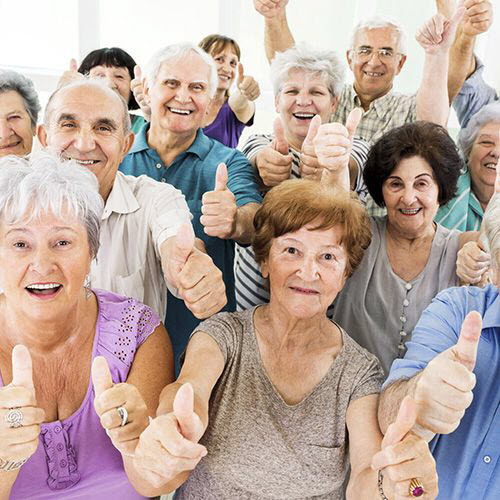 Importance of being social for older adults • 60+Club